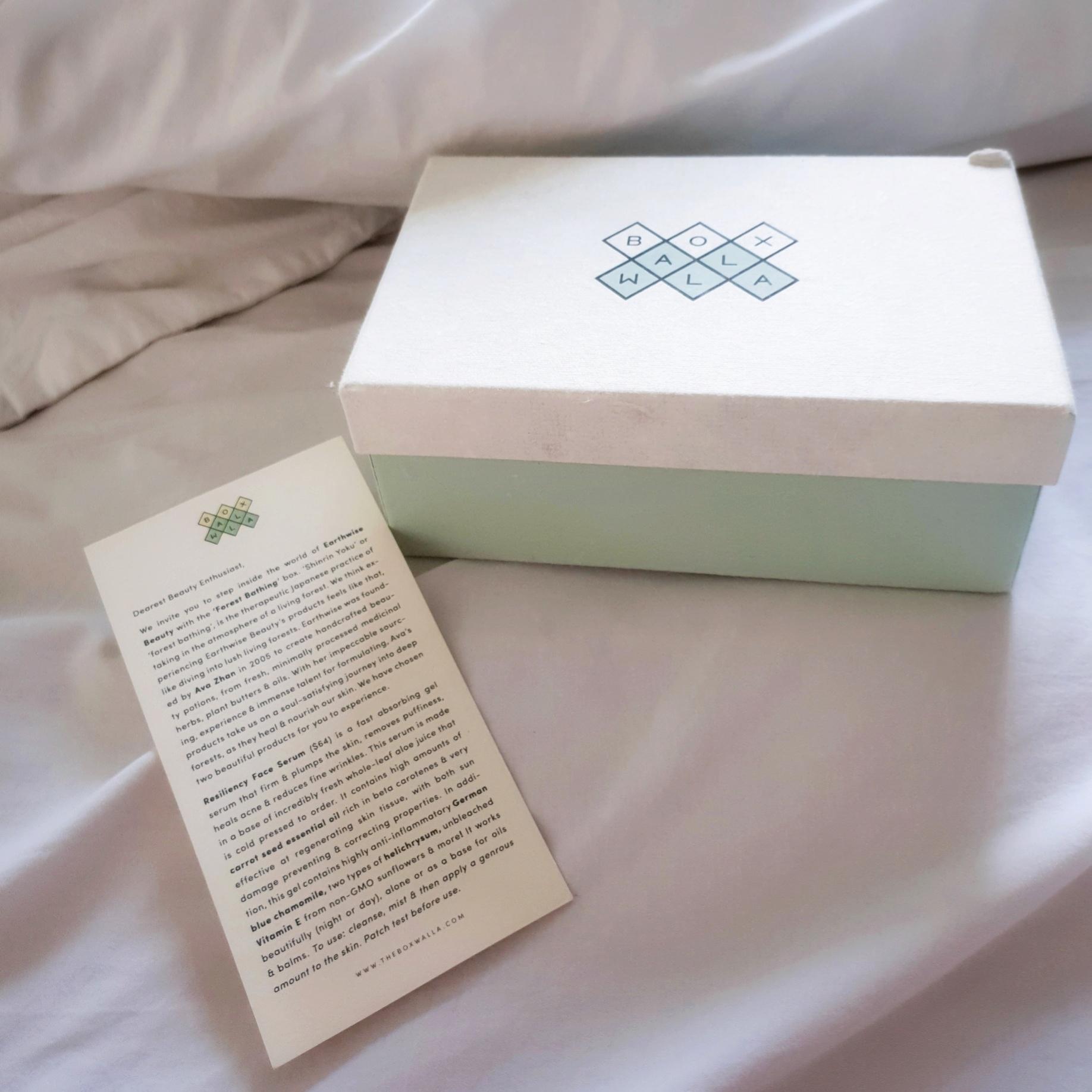 Boxwalla Beauty Box Review