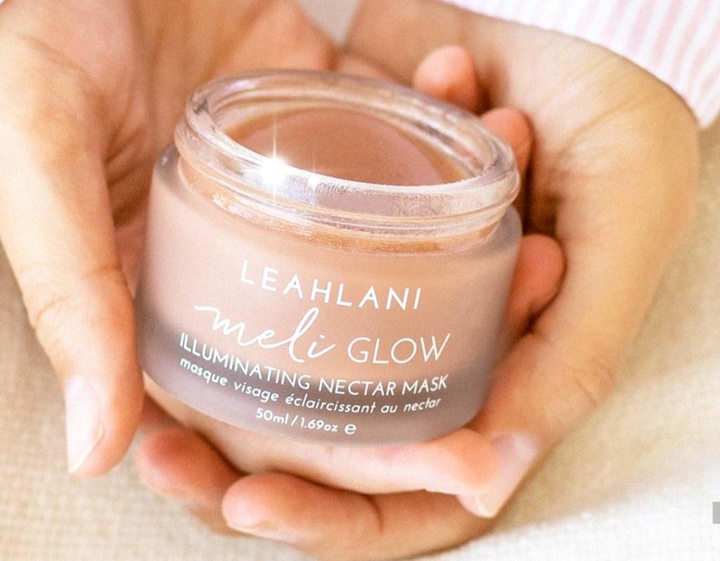 Picture of Leahlani Meli Glow Illuminating Nectar Mask
