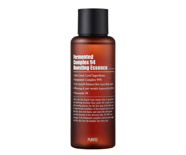 Picture of hydrating toner: Purito Fermted Complex 94 Boosting Essence