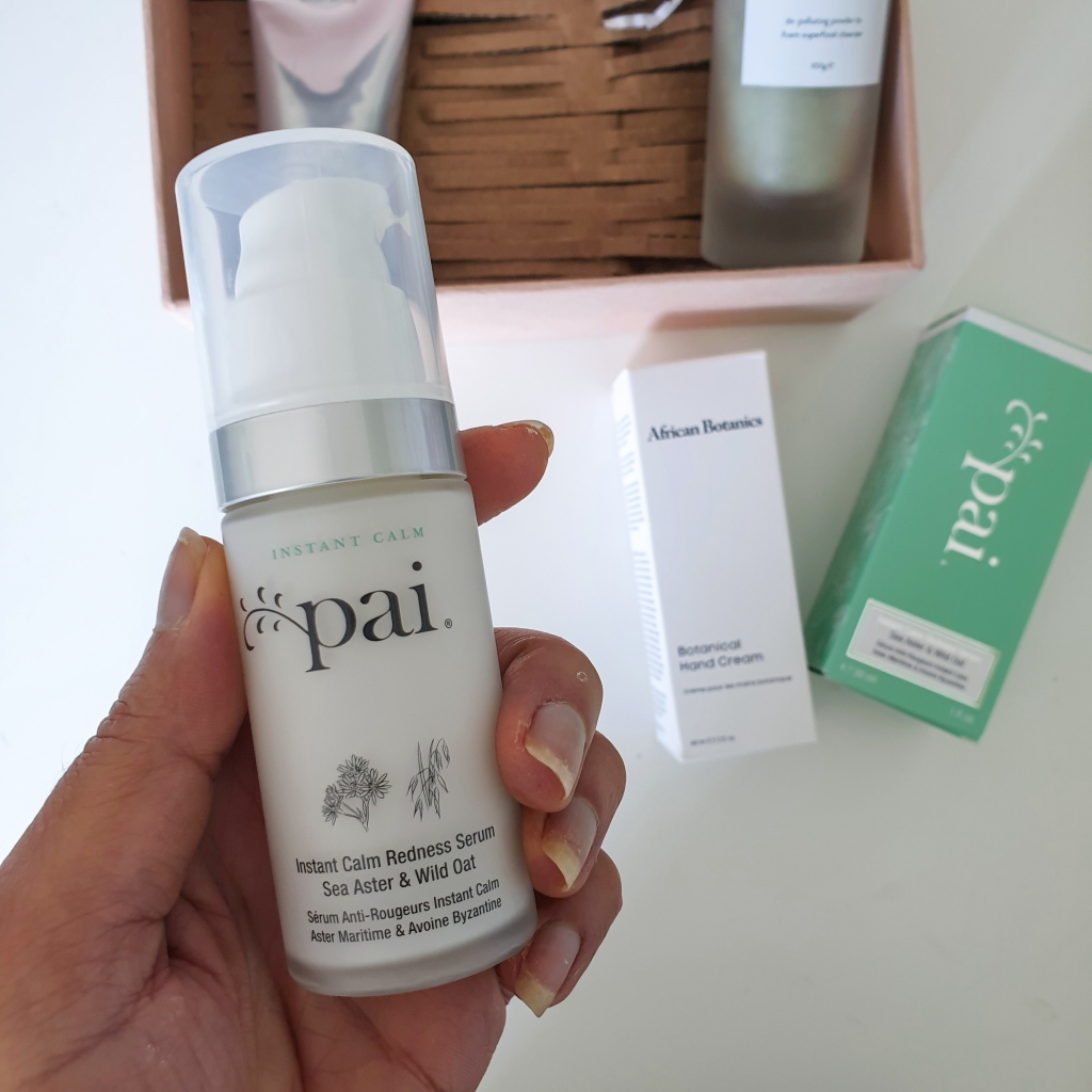 Pai Instant Calm Redness Serum with Sea Aster and Wild Oat